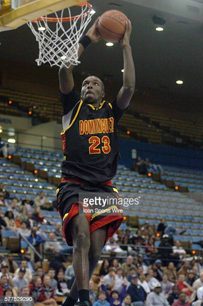Dominguez High School's Jordan Hamilton during the 2008 Pangos Dream Classic at Pauley Pavilion in Westwood CA