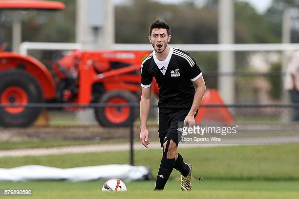 Laurie Bell The 2015 MLS Player Combine was held on the cricket oval at Central Broward Regional Park in Lauderhill Florida