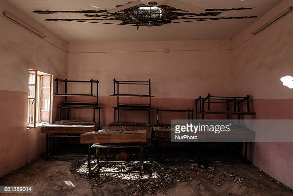 January 2017 Wardak Iraq Destroyed school The Kakai Kurds are returning to their homes as Mosul offensive continiues The Kakai Kurds are one of...