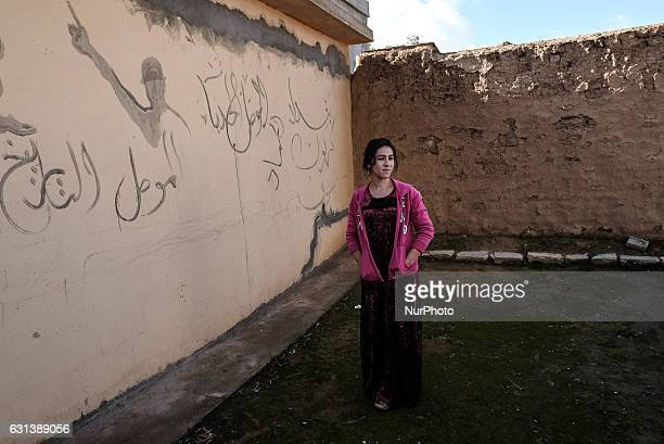 January 2017 Wardak Iraq ISIL graffiti The Kakai Kurds are returning to their homes as Mosul offensive continiues The Kakai Kurds are one of several...