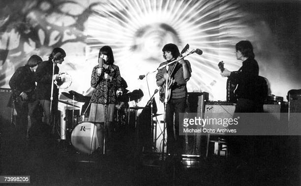 January 8 1967Webster Hall NYC RCA Records press partyFirst East Coast performance by Airplane and probably first psychedelic light show in NYC