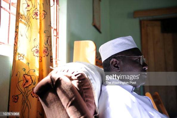 January 9 2009 PLACE Kogelo Kenya CREDIT jahi chikwendiu/twp Malik the halfbrother of in US presidentelect Barack Obama at his home in Kogelo Kenya...