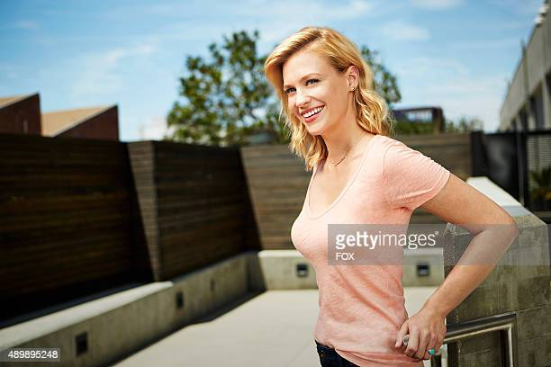 January Jones as Melissa Shart Season two of THE LAST MAN ON EARTH premieres Sunday Sept 27 on FOX