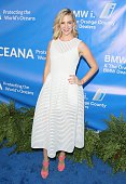 January Jones attends the 8th annual Oceana SeaChange summer party on August 1 2015 in Dana Point California