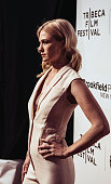 January Jones attends the premiere of 'Good Kill' during the 2015 Tribeca Film Festival at BMCC Tribeca PAC on April 19 2015 in New York City