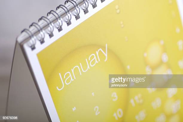 January Up Close...