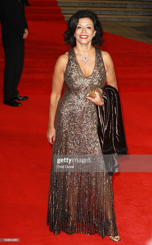 Jany Temime attends the Royal World Premiere of 'Skyfall' at Royal Albert Hall on October 23, 2012 in London, England.