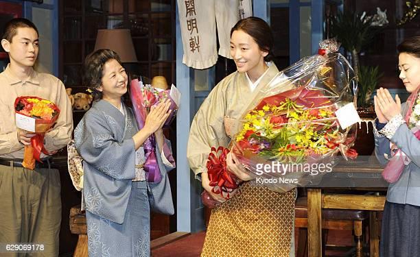 NHKの朝ドラ「ごちそうさん」2
