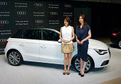 TOKYO Japan Audi Japan KK releases in Tokyo on June 4 its new fuelefficient A1 Sportback premium hatchback with a compact body