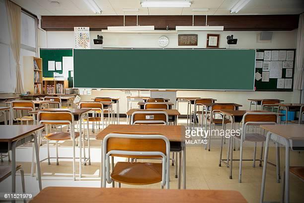 Japan classroom