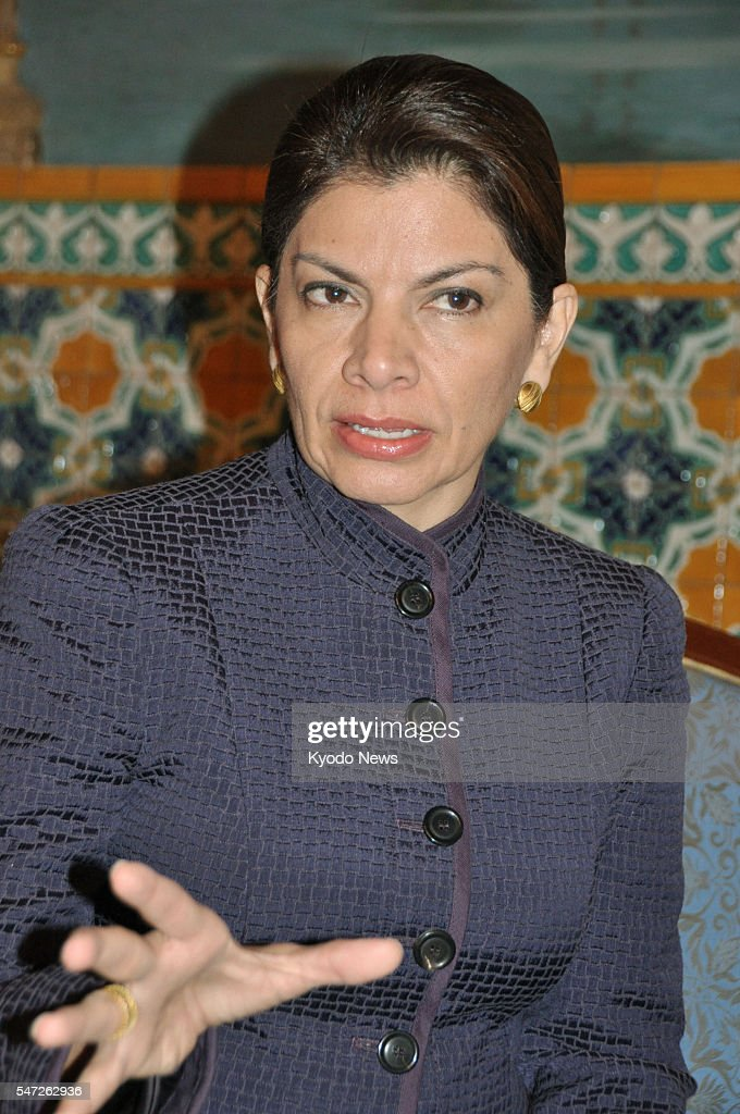 TOKYO Japan Costa Rican President Laura Chinchilla in an interview with Kyodo News in Tokyo on Dec 9 during her official visit to Japan from Dec 6 to...