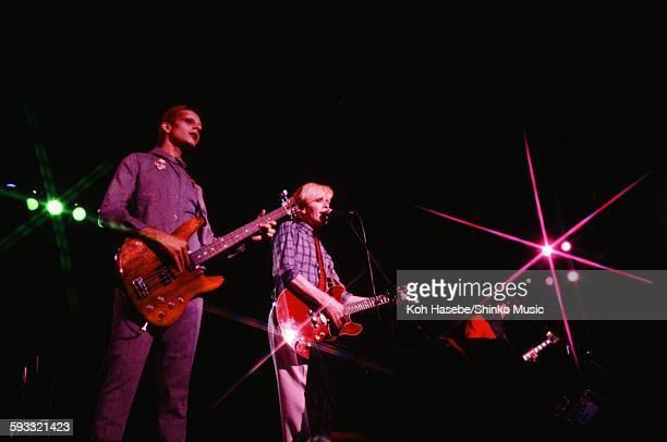 Japan David Sylvian Mick Karn and Rob Dean live at Kyoto Kaikan Hall Kyoto February 23 1981