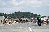 Japan earthquake and tsunami, March 11th.