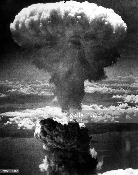 1945  Japan  Explosion of the atomic bomb on Nagasaki