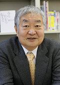 TOKYO Japan File photo shows Yotaro Hatamura professor emeritus at the University of Tokyo The Japanese government on May 24 set up an independent...