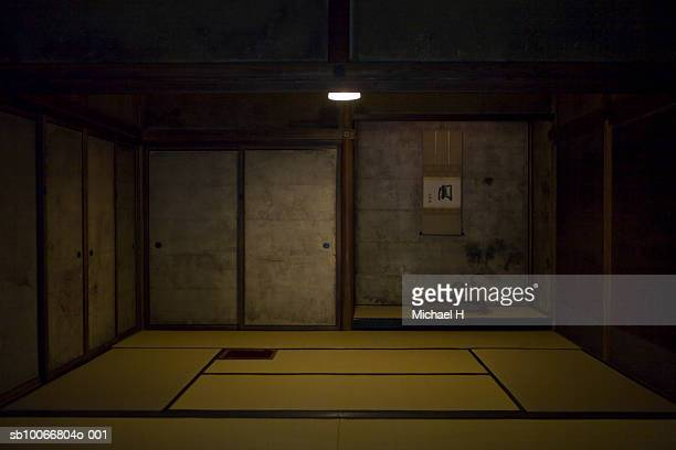 Japan, Kyoto, Interior of Daitoku-ji temple