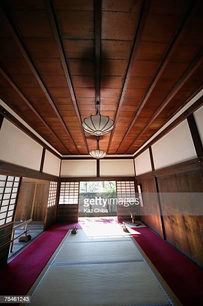 Japan, Kyoto, Shuon-An Ikkyuji, Hojo (main hall)