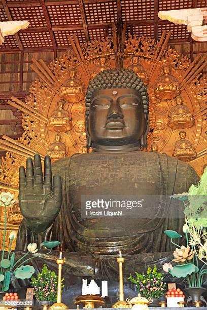 Japan, Nara, Buddha