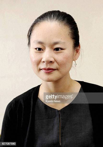 TOKYO Japan Photo shows Japanese violinist Midori Goto An album featuring her won the Best Classical Compendium award at the Grammys on Jan 26 2014...