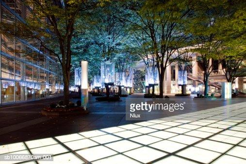 Japan, Tokyo, Tokyo International Forum : Stock Photo