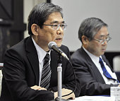 TOKYO Japan University of Tokyo President Junichi Hamada speaks at a general conference of the Japan Association of National Universities in Tokyo on...