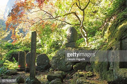 Japan, Yamagata, Yamadera