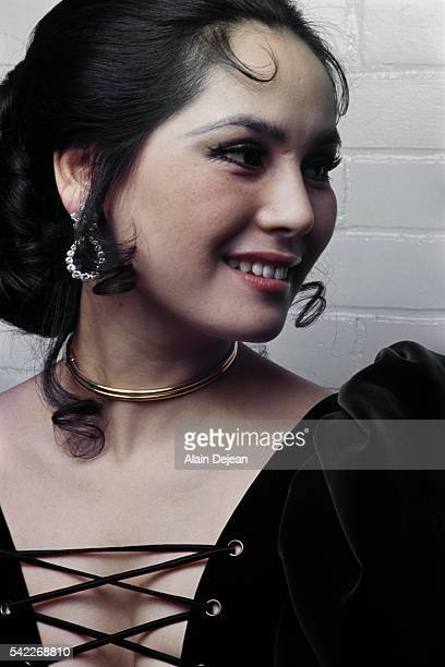 Japanese Actress Socialite and Wife of Indonesian Leader Sukarno Dewi Sukarno