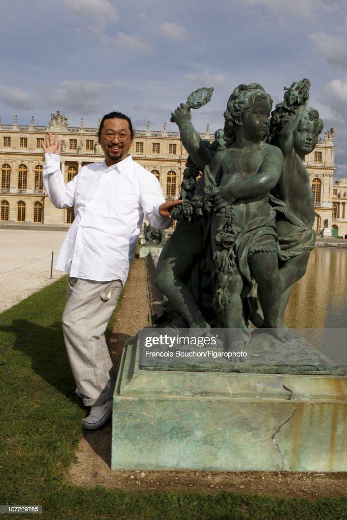 Takashi Murakami, Le Figaro, June 10, 2010