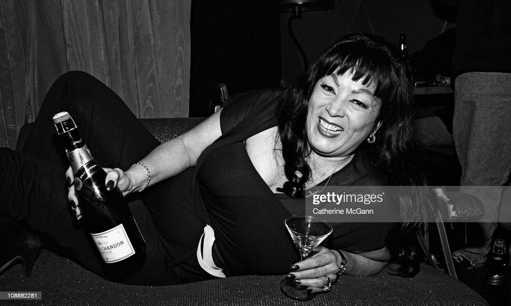 tura satana sick with it