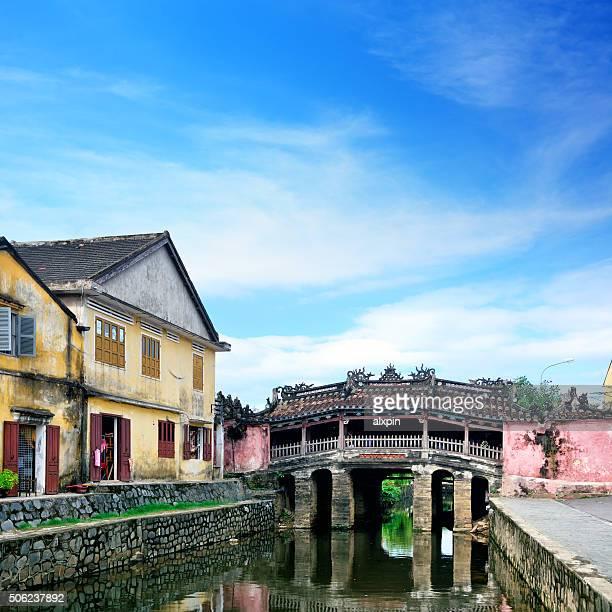 Pont japonais, Hoi An
