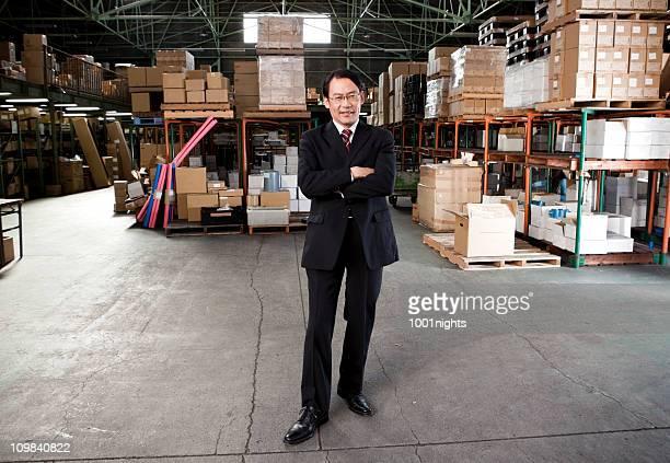 日本のビジネスマン