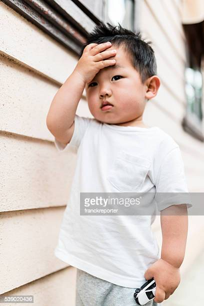 japanese chinese kid