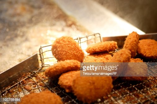 Japanese croquettes