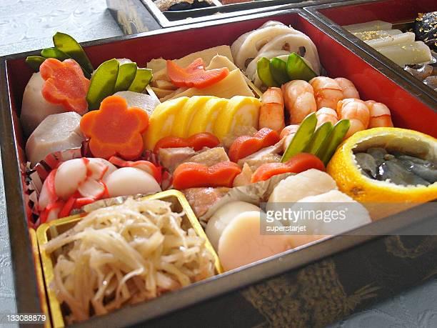 Japanese cuisine Osechi