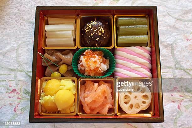 Japanese cuisine 'Osechi'
