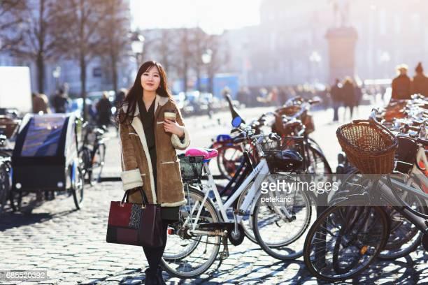 コペンハーゲン, デンマークの自転車乗り