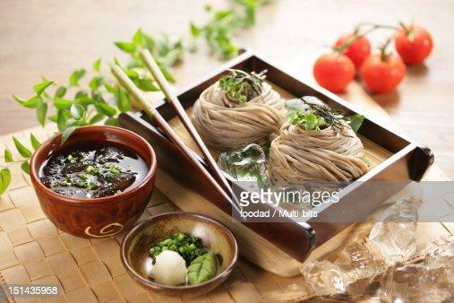 Japanese food, Soba