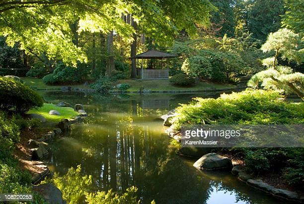 Japanischer Garten Landschaft