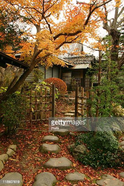 Tea room stock photos and pictures getty images for Japanese garden room