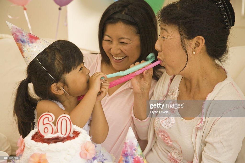 japanese generations : Stock Photo