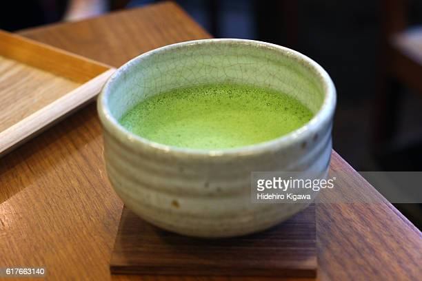 Japanese Green Tea (Matcha)