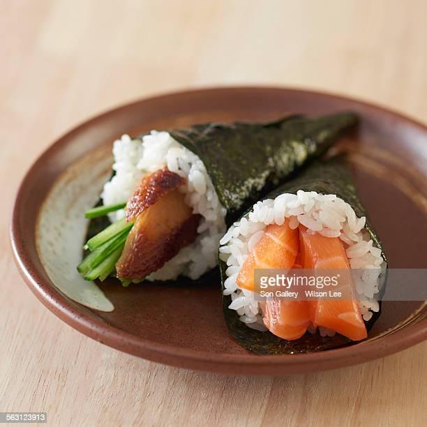 Japanese Handroll
