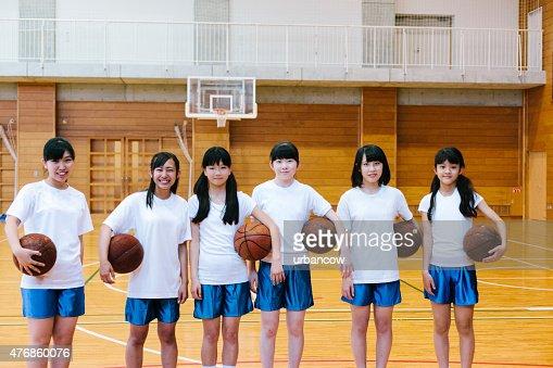 Japanese school gym-6509