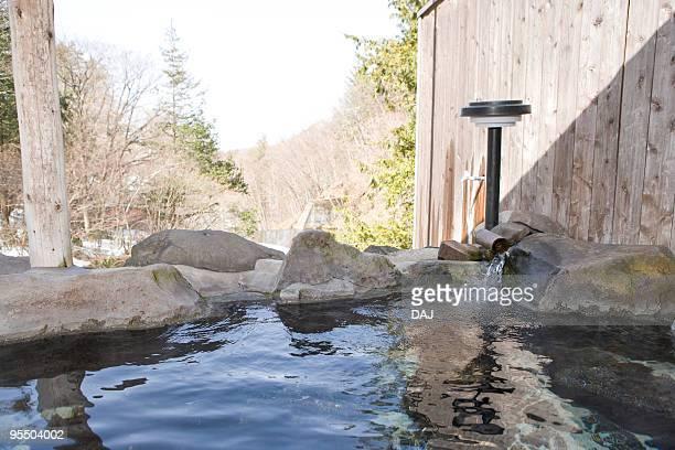 Japanese hot tub
