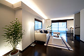 Residence for the Japanese Family