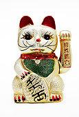 Japanese Lucky Cat: Maneki Neko