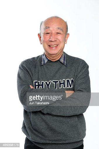 Japanese man : Foto de stock