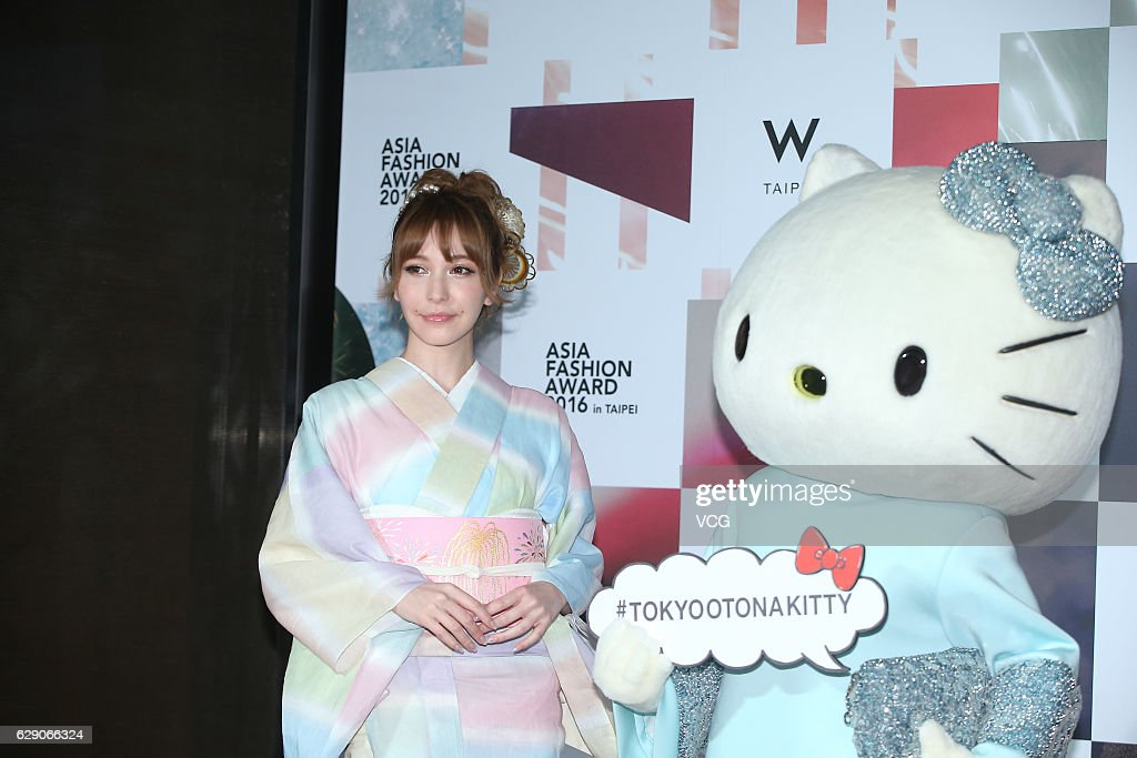 Asia Fashion Award 2016 In Taipei