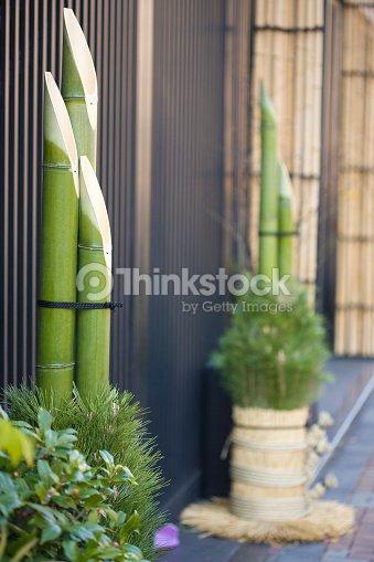 Japanische neujahr dekoration stock foto thinkstock - Japanische dekoration ...