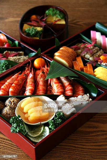 Japanese New Years food is called osechiryori and consists of many different kinds of dishes Traditionally people finish cooking osechi dishes by New...